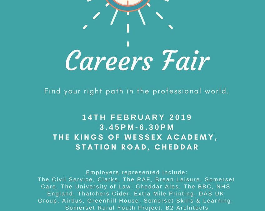 Careers Fair 14th February 2019
