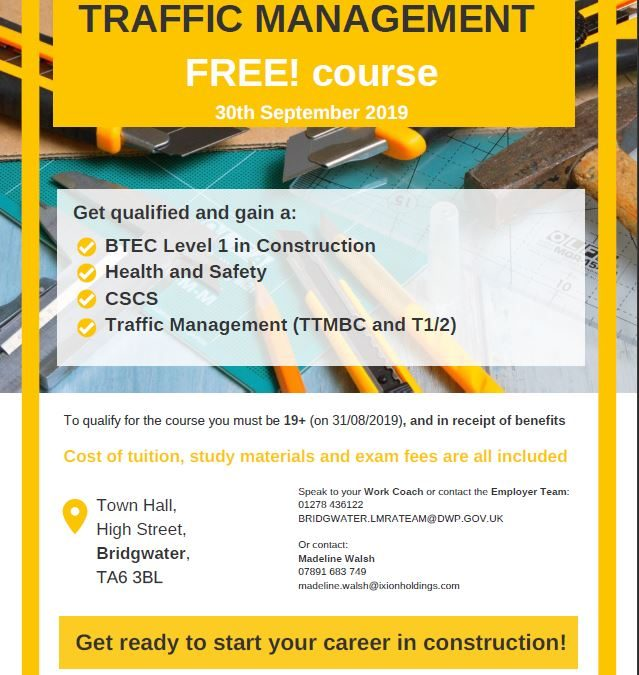 Free Traffic Management Course