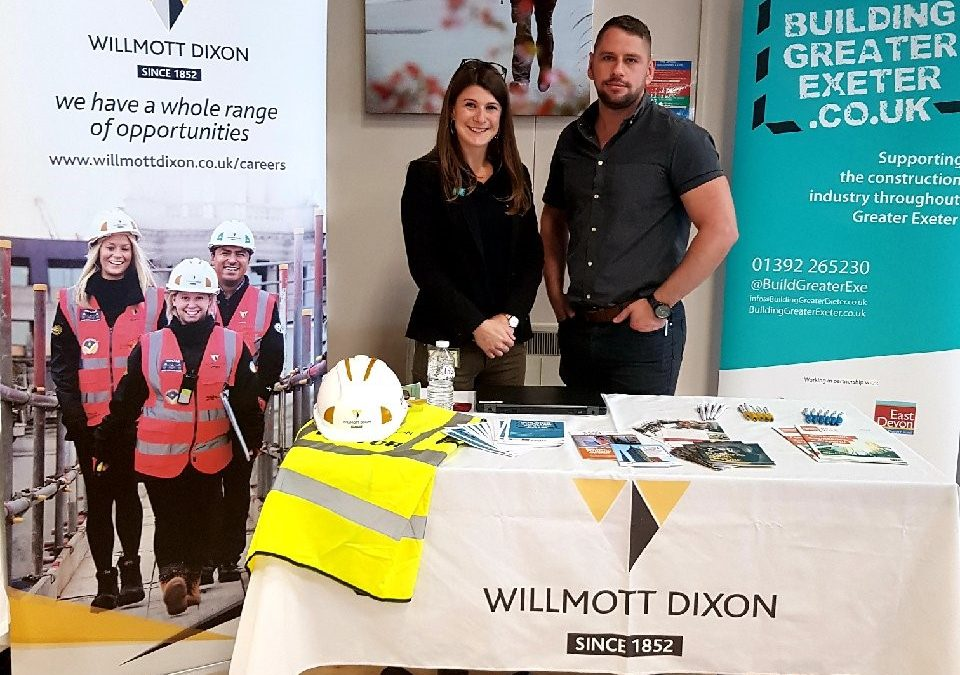 Willmott Dixon Supporting Forces Leavers into Construction