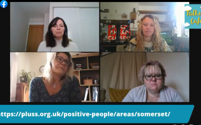 100 Women First Live with Positive People on The Talking Café
